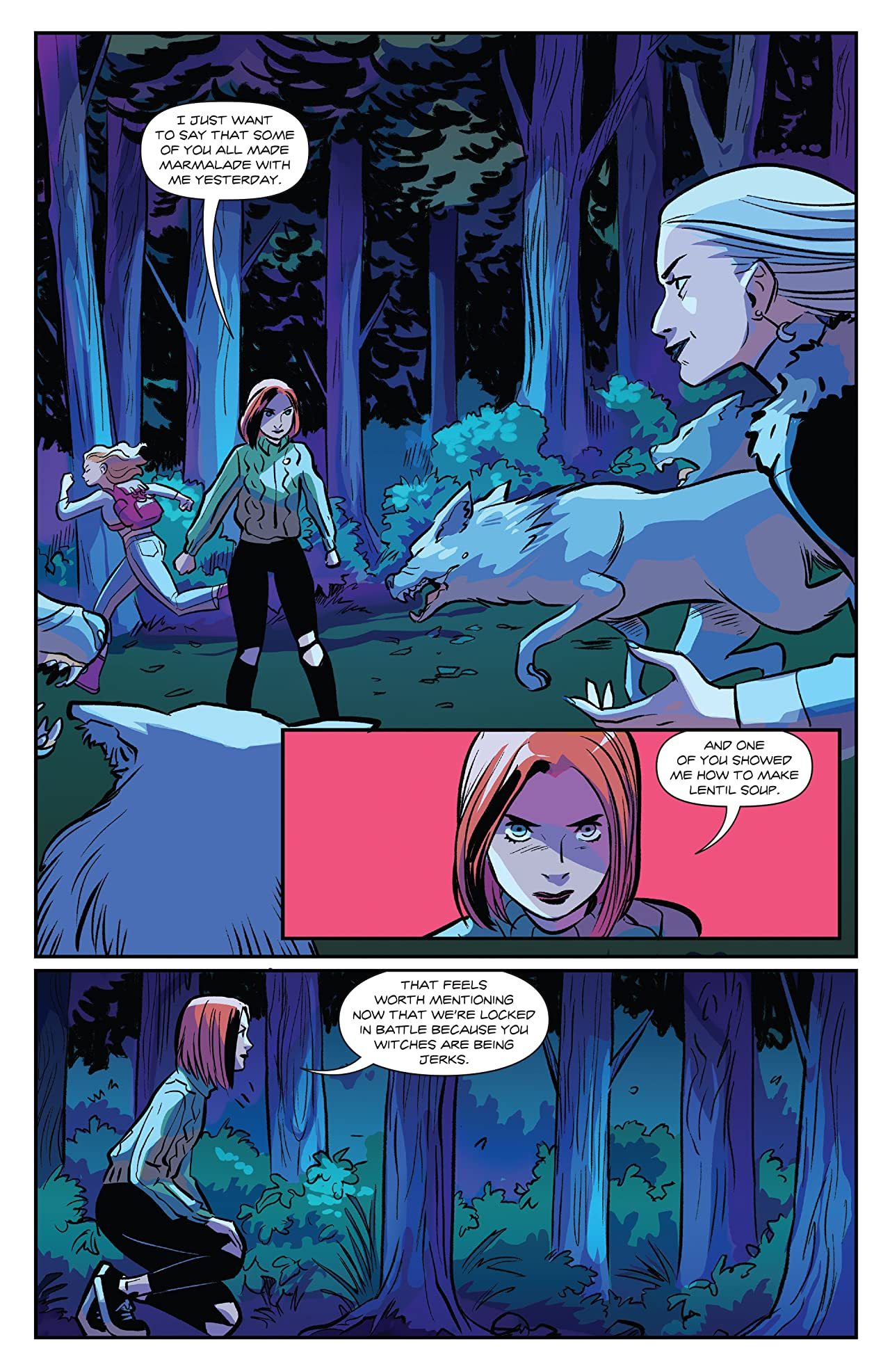Buffy the Vampire Slayer: Willow No.5