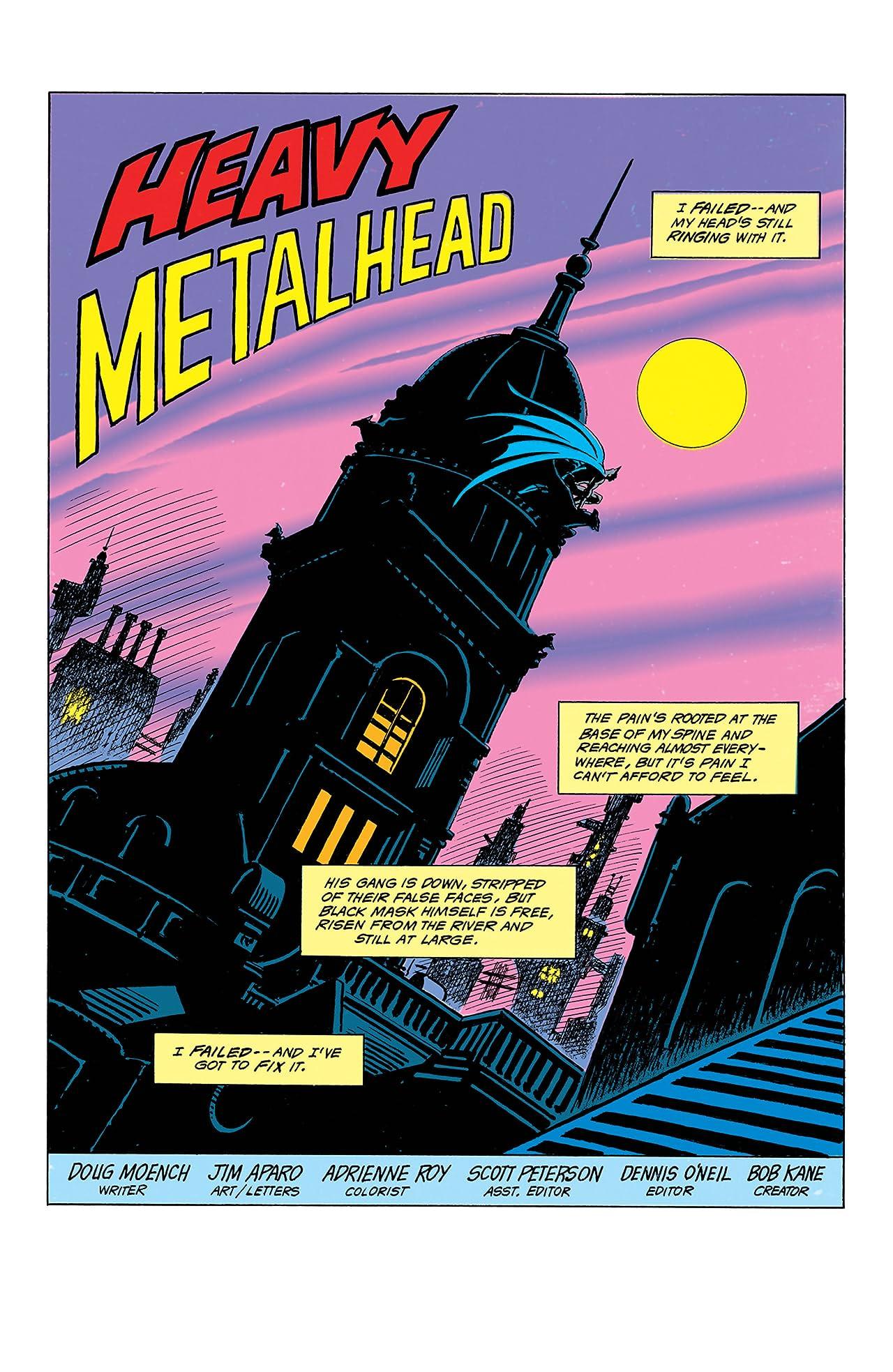 Batman (1940-2011) #486