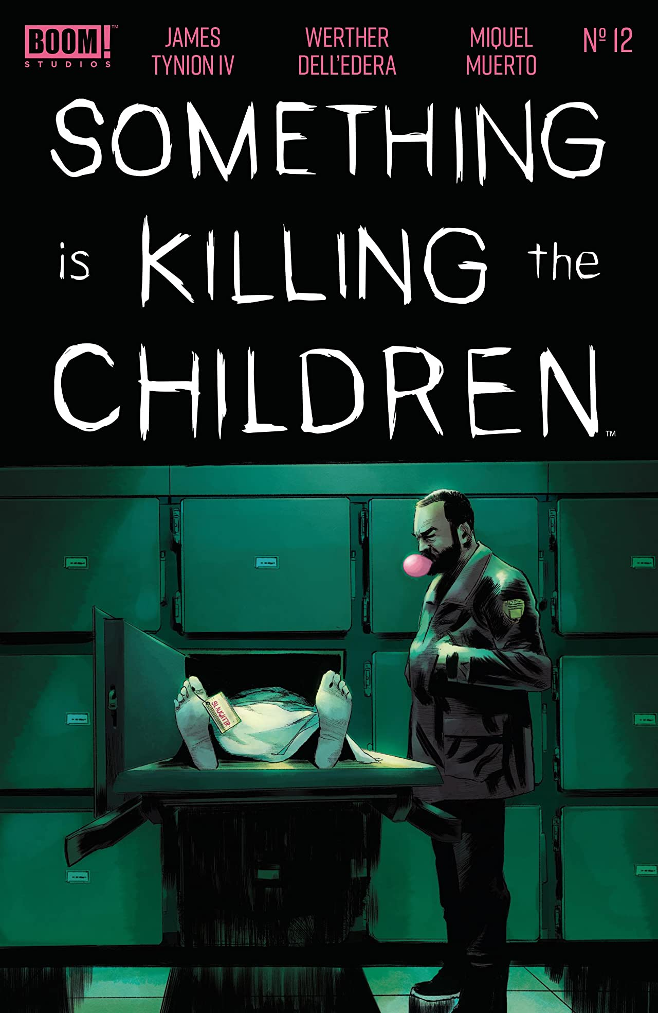 Something is Killing the Children No.12