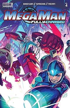Mega Man: Fully Charged #4