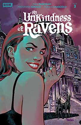 An Unkindness of Ravens No.3