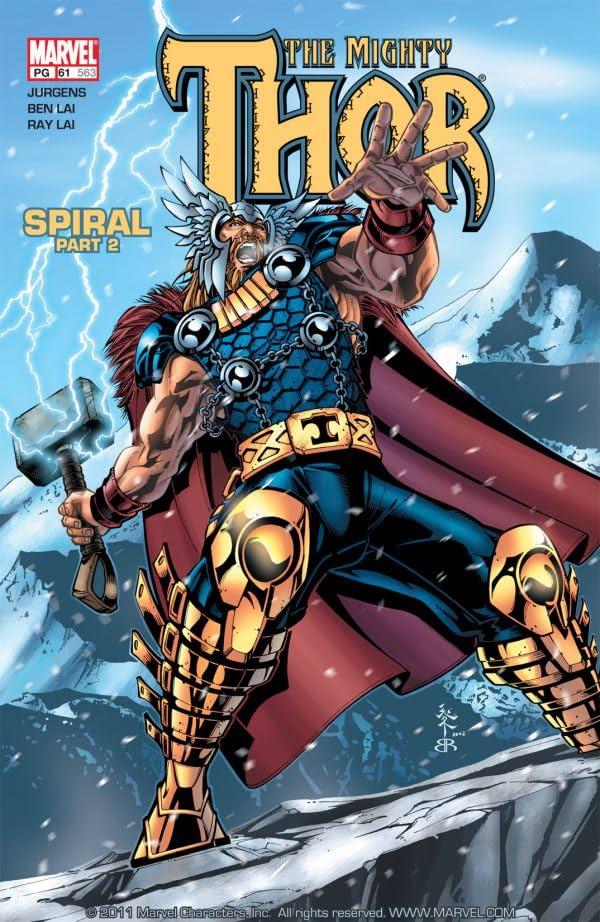 Thor (1998-2004) #61