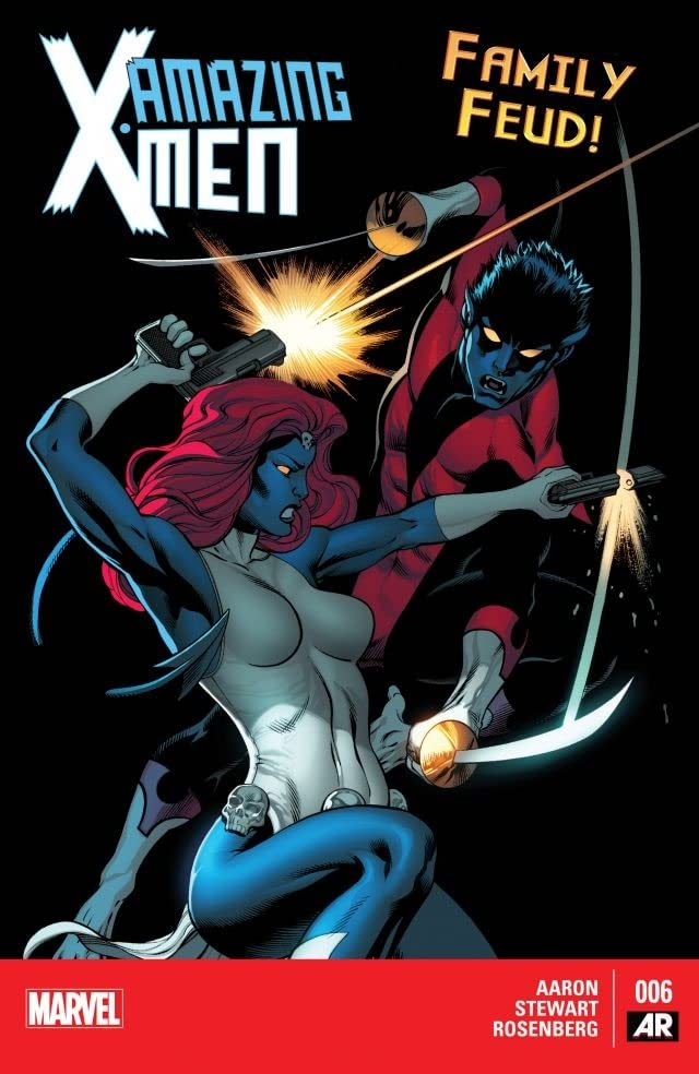 Amazing X-Men (2013-2015) #6