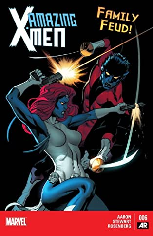 Amazing X-Men (2013-) #6