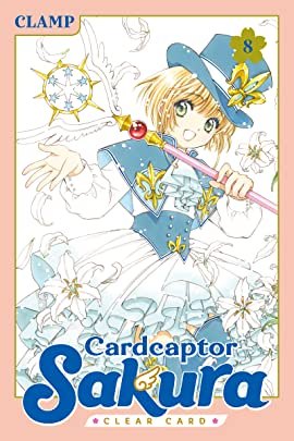 Cardcaptor Sakura: Clear Card Vol. 8