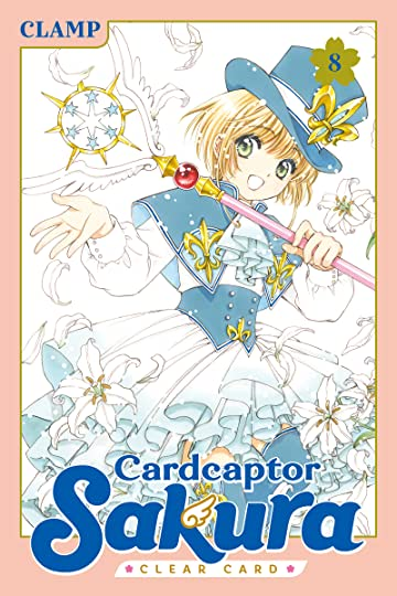 Cardcaptor Sakura: Clear Card Vol. 8