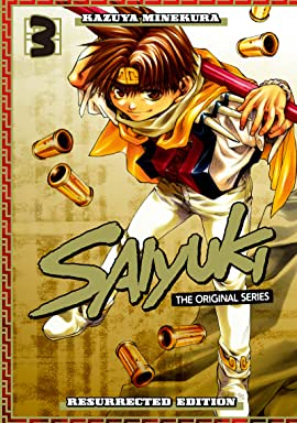 Saiyuki Vol. 3