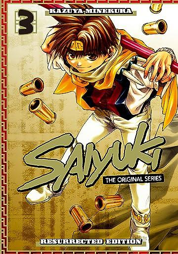 Saiyuki Tome 3