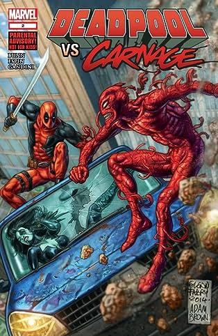 Deadpool vs. Carnage #2 (of 4)