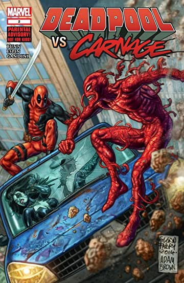 Deadpool vs. Carnage #2 (of 4)