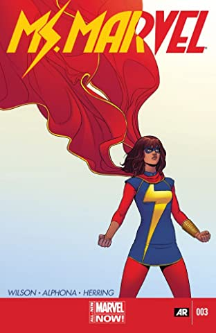 Ms. Marvel (2014-) #3