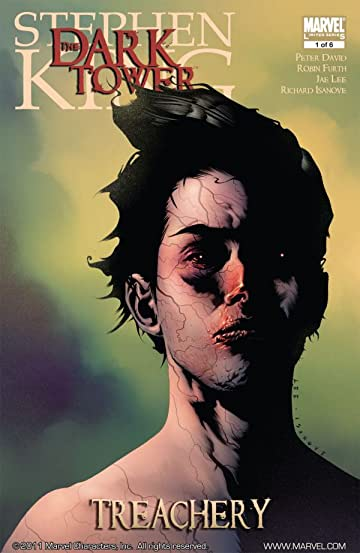 Dark Tower: Treachery #1 (of 6)