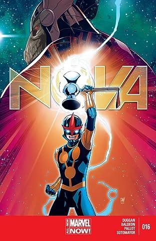 Nova (2013-2015) #16
