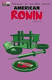 American Ronin #2 (of 5)