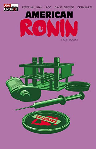American Ronin #2 (of 5)