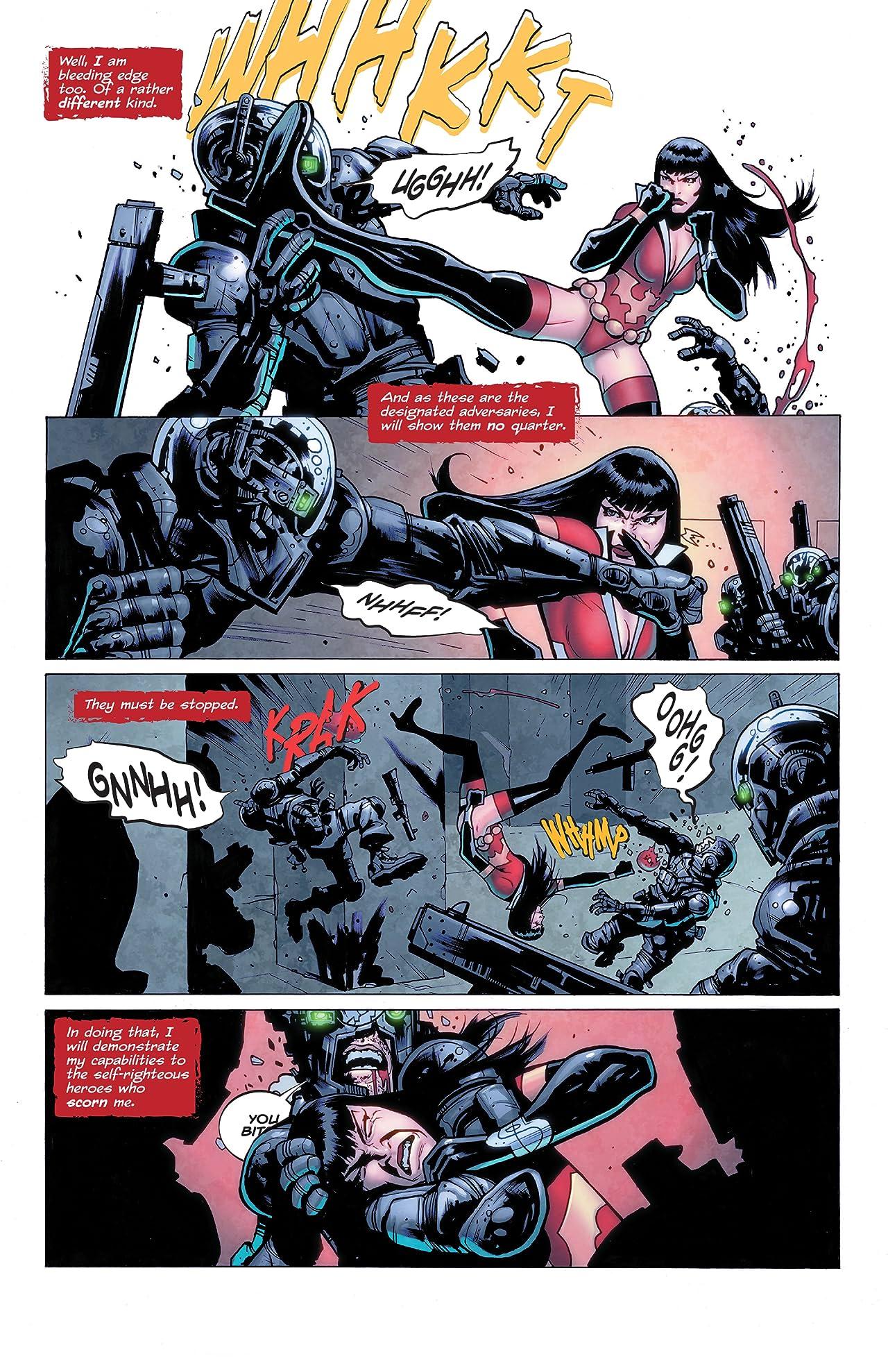 Vampirella: The Dark Powers #1