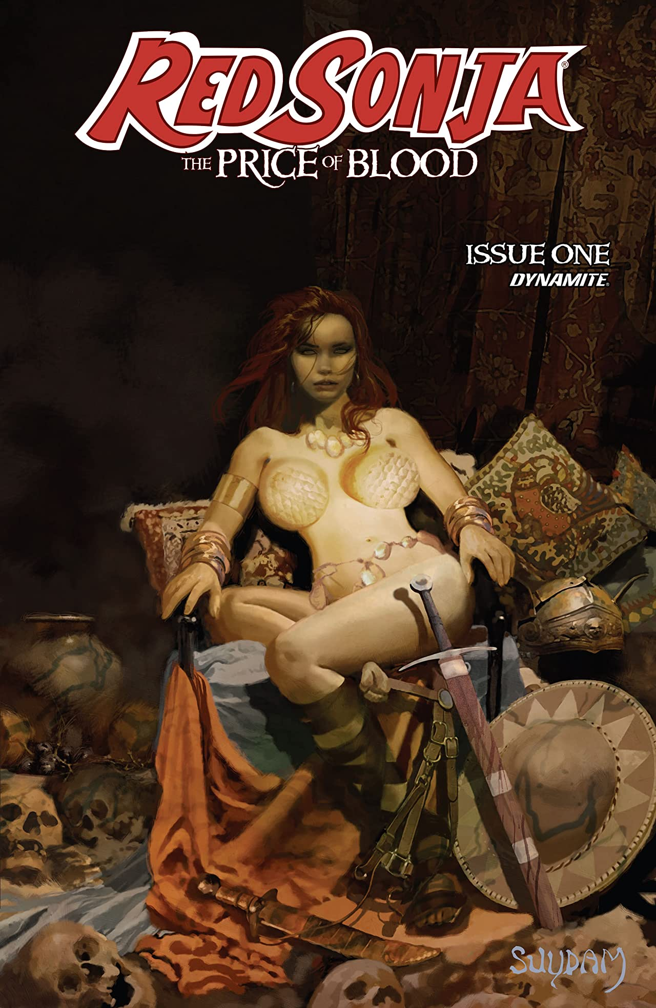 Red Sonja: The Price of Blood #1