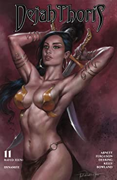 Dejah Thoris (2019-) #11