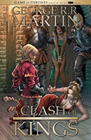 George R.R. Martin's A Clash of Kings: The Comic Book Vol. 2 #10