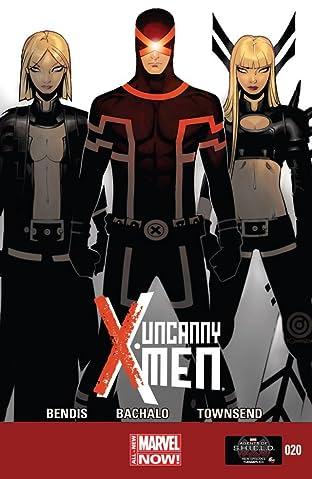 Uncanny X-Men (2013-2015) No.20