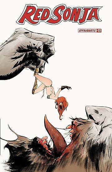 Red Sonja (2019-) #22