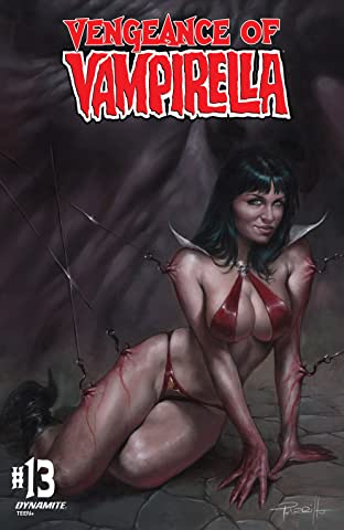 Vengeance of Vampirella #13