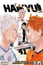 Haikyu!! Vol. 41: The Little Giant Vs…