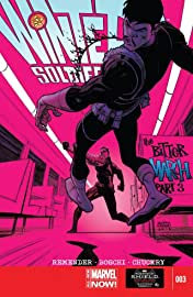 Winter Soldier: The Bitter March #3 (of 5)