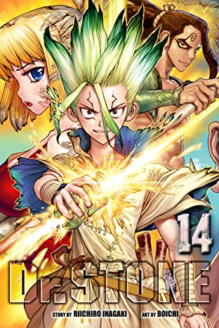 Dr. STONE Vol. 14: Medusa's True Face