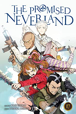 The Promised Neverland Vol. 17: The Imperial Captial Battle