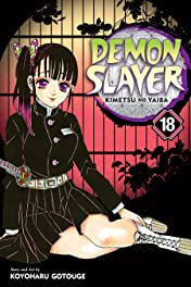 Demon Slayer: Kimetsu no Yaiba Vol. 18: Assaulted By Memories