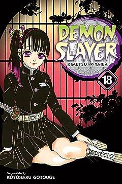 Demon Slayer: Kimetsu no Yaiba Vol. 18: Assaulted By Memories