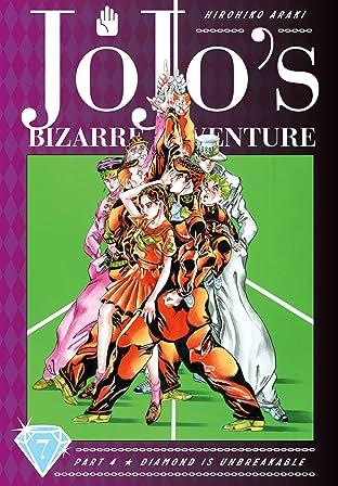 JoJo's Bizarre Adventure: Part 4--Diamond Is Unbreakable Vol. 7