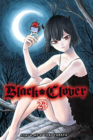 Black Clover Vol. 23: As Pitch-Black As It Gets