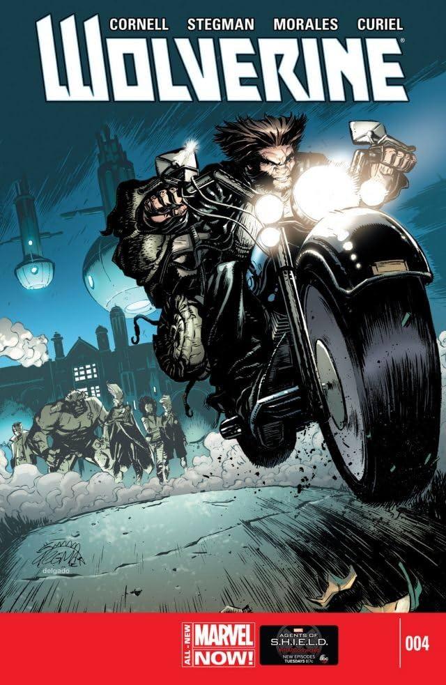 Wolverine (2014) #4