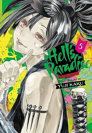 Hell's Paradise: Jigokuraku Tome 5