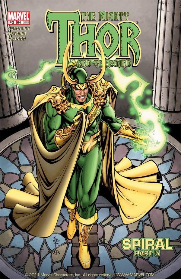 Thor (1998-2004) #64