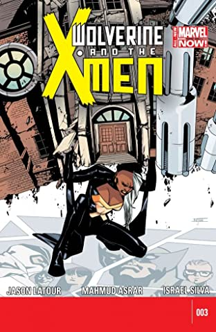 Wolverine and the X-Men (2014-) #3