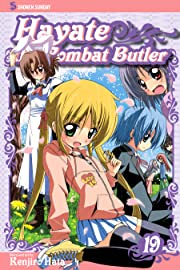 Hayate the Combat Butler Tome 19