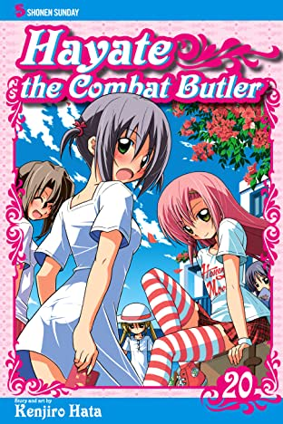 Hayate the Combat Butler Vol. 20