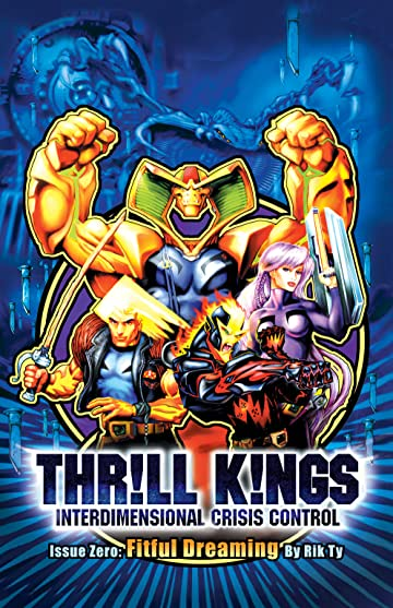 Thrill Kings #0