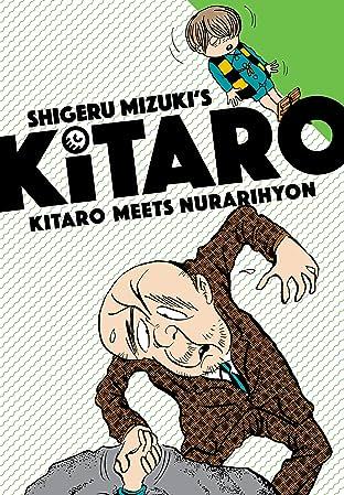 Kitaro Meets Nurarihyon Tome 2