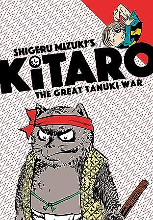 Kitaro and The Great Tanuki War Vol. 3