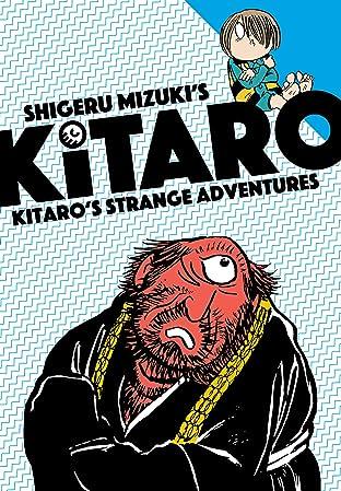 Kitaro's Strange Adventures Vol. 4