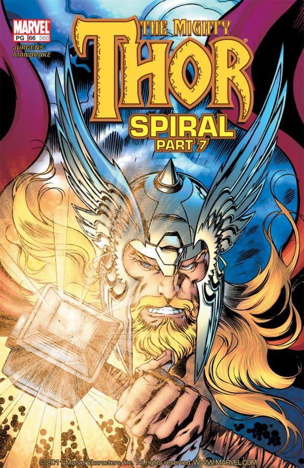 Thor (1998-2004) #66