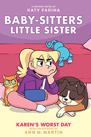 Baby-sitters Little Sister Tome 3: Karen's Worst Day