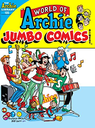 World of Archie Double Digest No.105