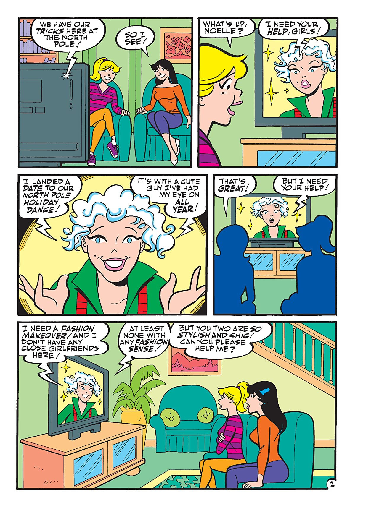 World of Archie Double Digest #105