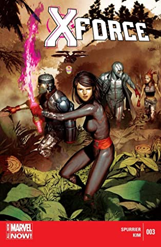 X-Force (2014-2015) #3