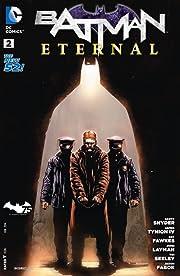 Batman Eternal (2014-2015) #2